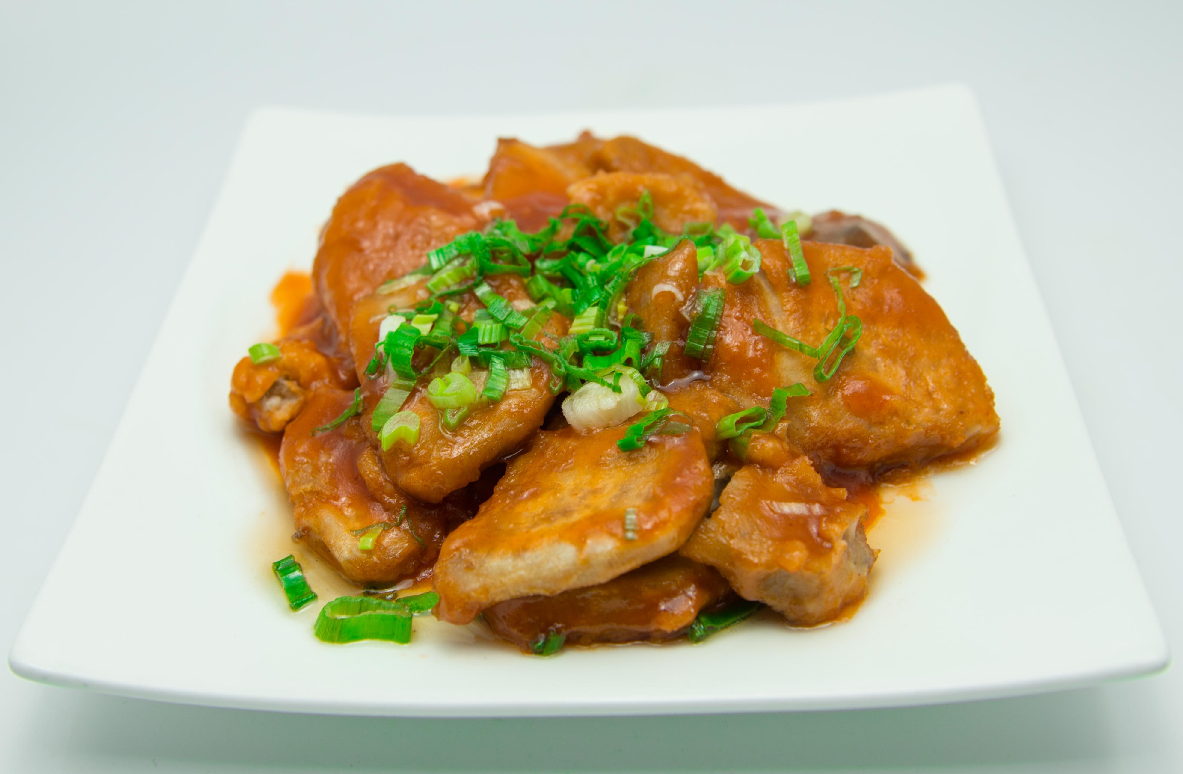 cartofi-chinezesti-cu-sos-dulce