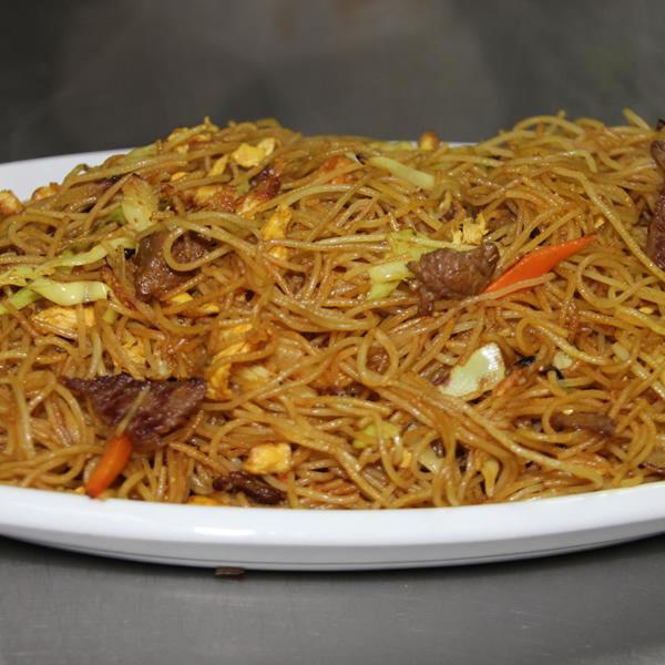 fidea de orez cu vita & curry