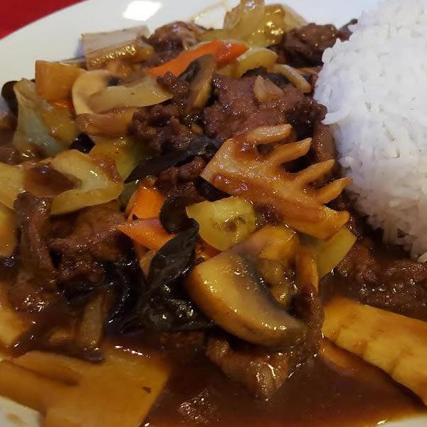 orez cu carne de vita si legume k16