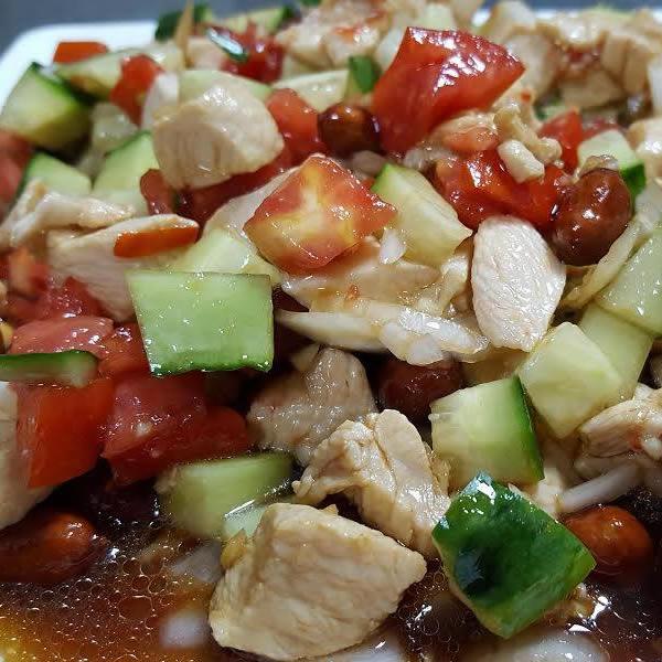 salata din piept de pui A17