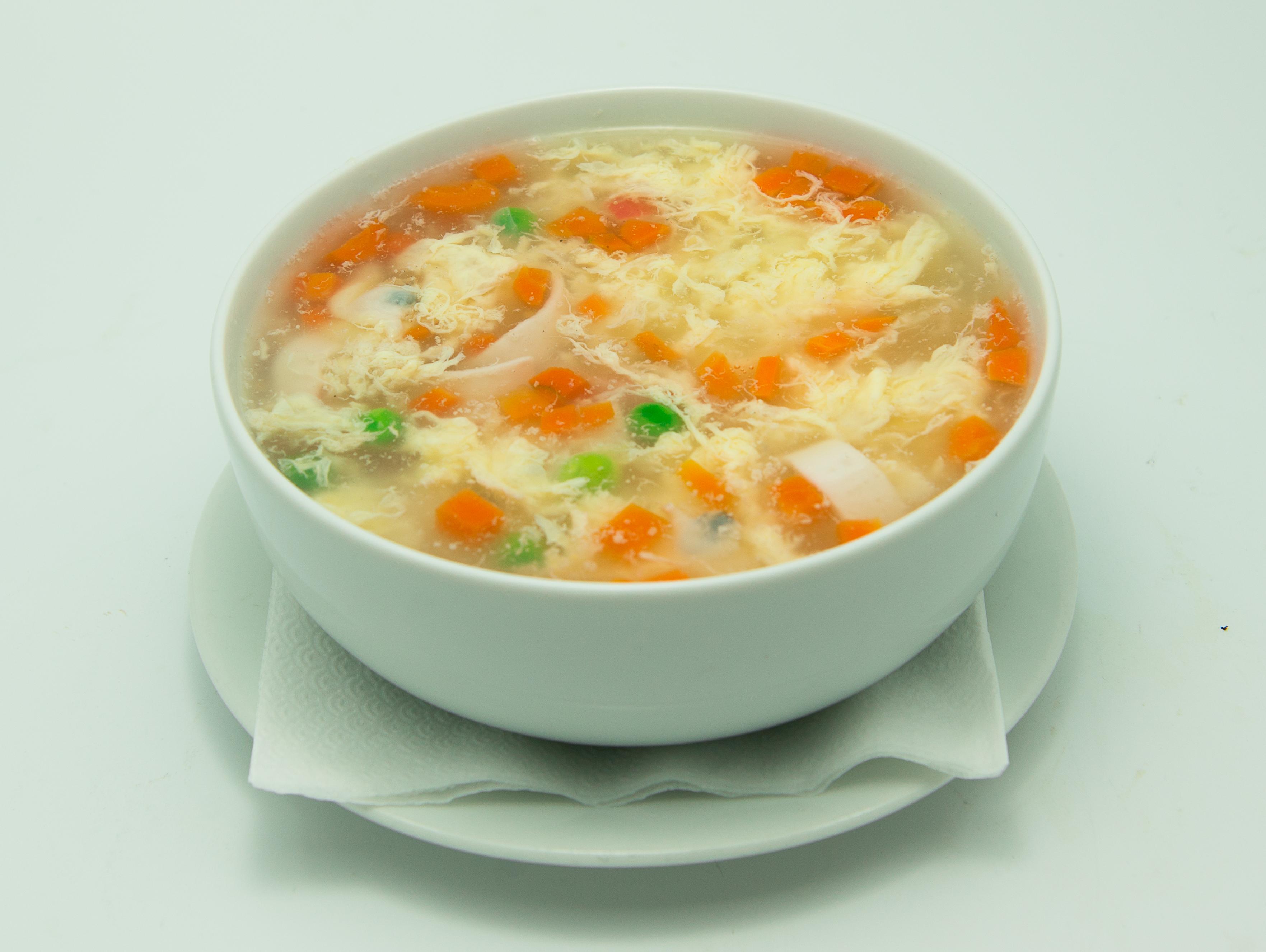 supa-cu-fructe-de-mare-si-ou